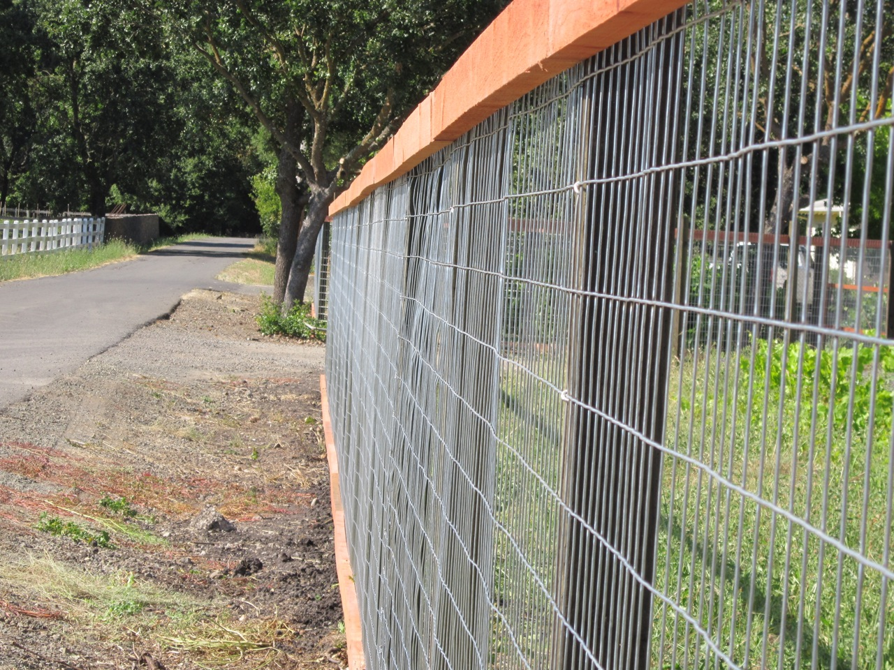 Welded wire « arbor fence inc a diamond certified