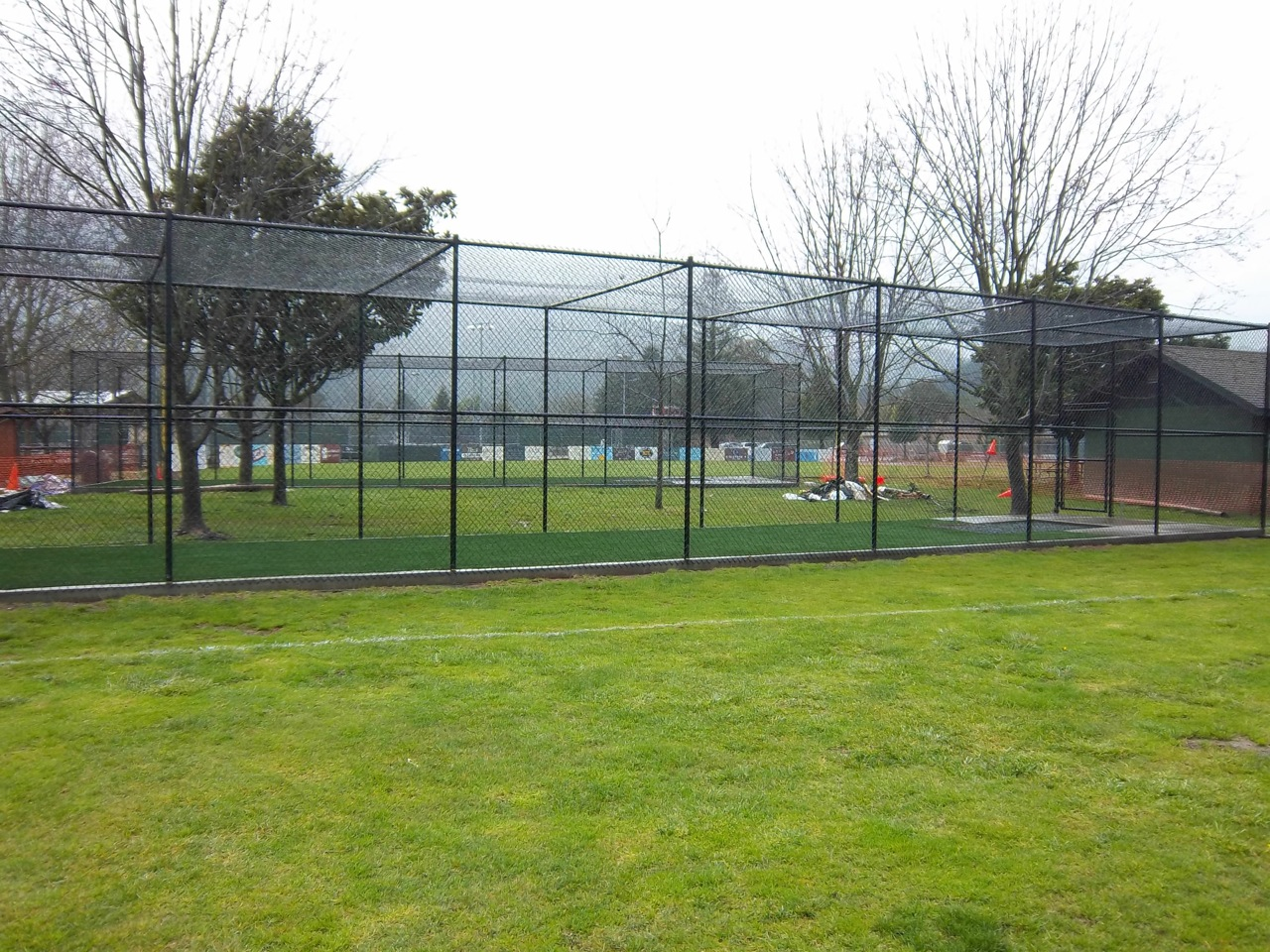 baseball backstops arbor fence inc a diamond certified company