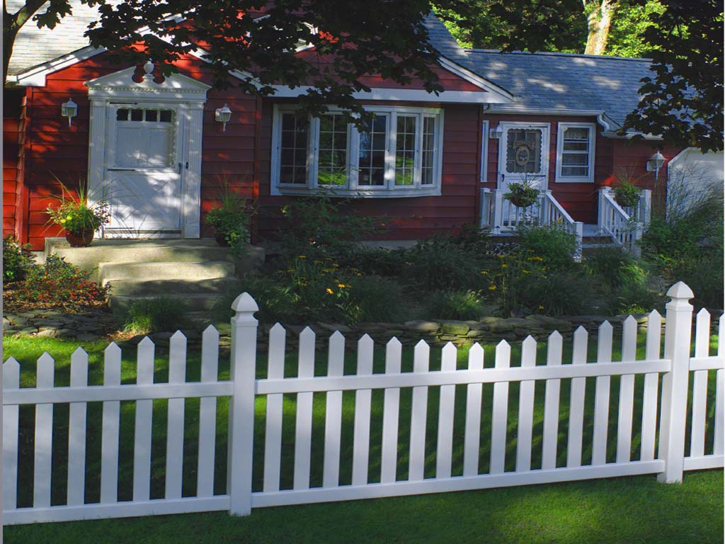 Danbury concave arbor fence inc a diamond certified for The danbury
