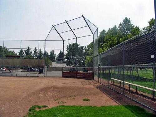 Baseball Backstops 171 Arbor Fence Inc A Diamond Certified