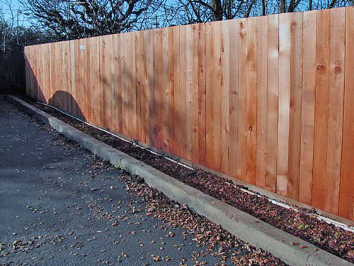 Flat Top 171 Arbor Fence Inc A Diamond Certified Company