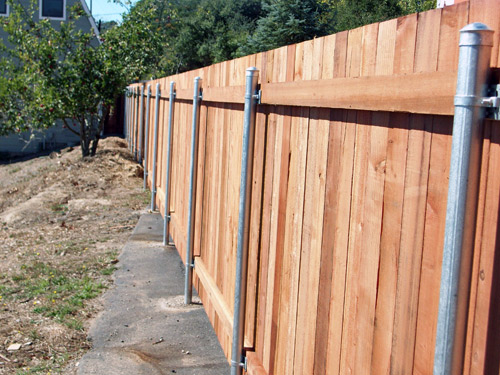 Galvanized Steel Posts 171 Arbor Fence Inc A Diamond