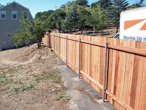 Galvanized Steel Posts 171 Arbor Fence Inc A Diamond