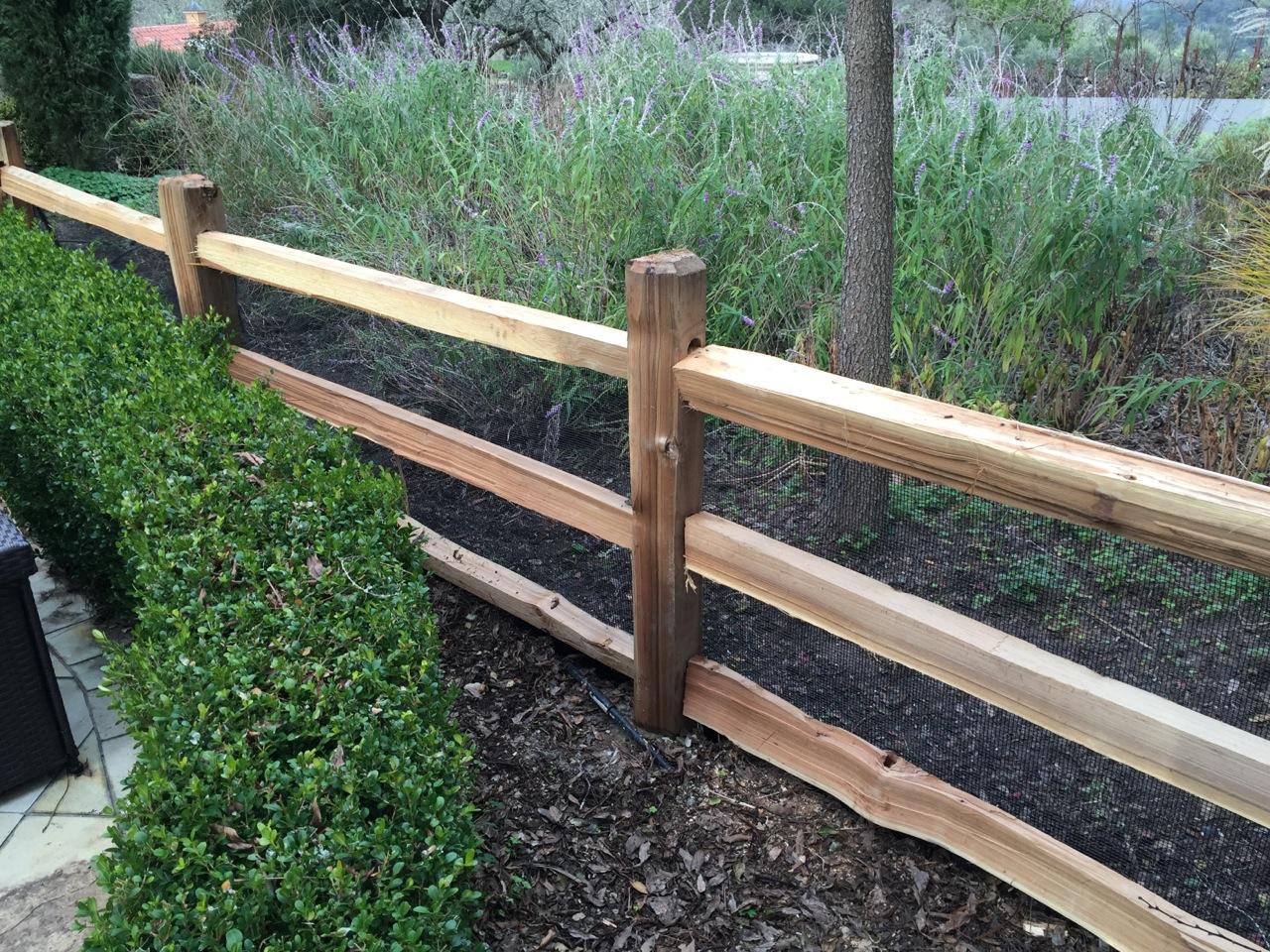 Split Rail 171 Arbor Fence Inc A Diamond Certified Company