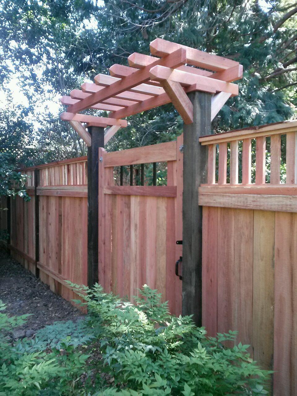 Wood Arbors 171 Arbor Fence Inc A Diamond Certified Company