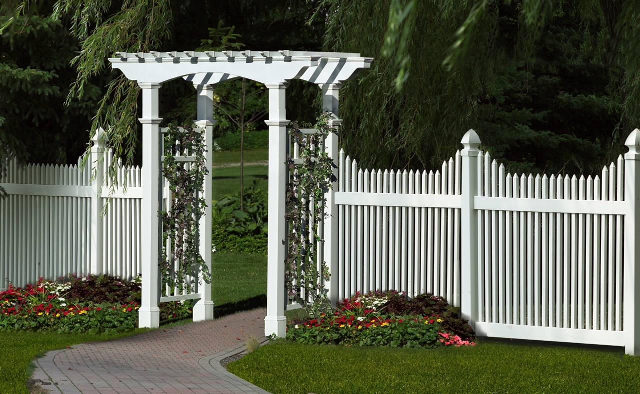 Vinyl Arbors 171 Arbor Fence Inc A Diamond Certified Company