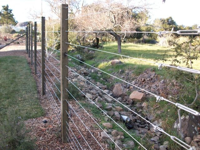 Cable Rail 171 Arbor Fence Inc A Diamond Certified Company
