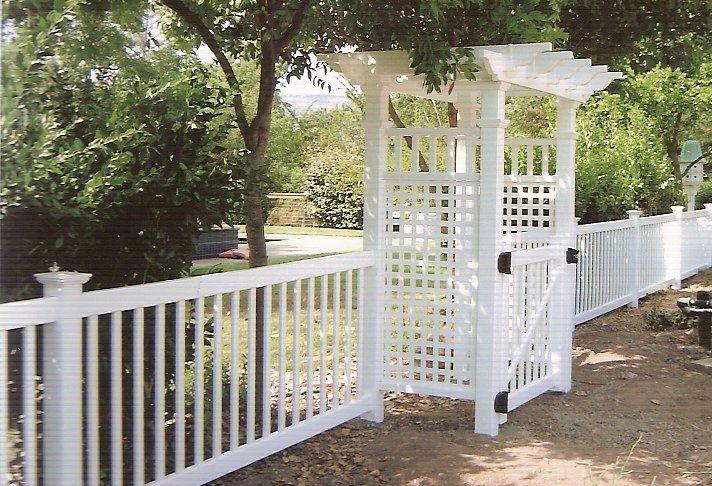 VICTORIAN FENCE « Arbor Fence Inc | a Diamond Certified Company